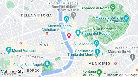 Palazzo Dama (Preferred Hotels & Resorts) Map