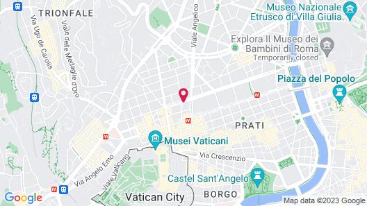 Vino e Oli Residenze Map