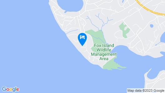 Wellfleet Beachfront House....Best Sunsets on Cape Cod Map