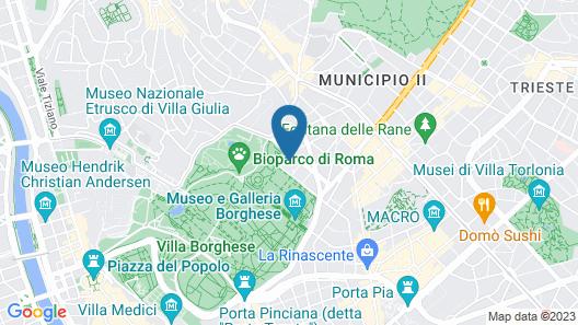 Parco dei Principi Grand Hotel & SPA Map