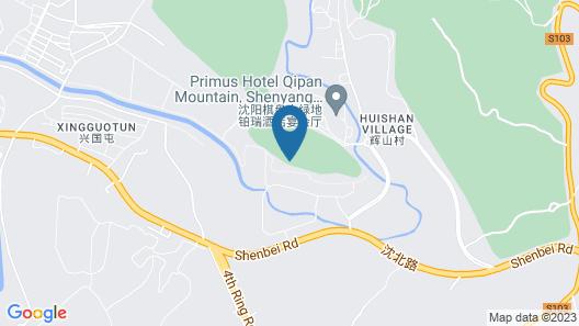 Shenyang Primus Hotel Map