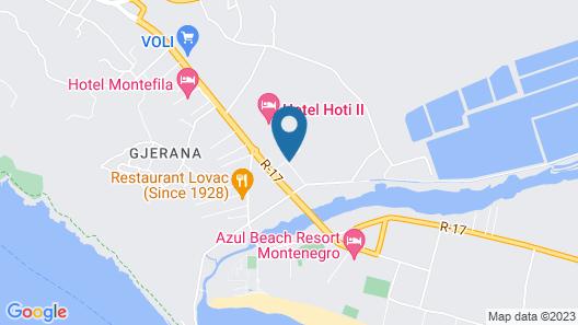 Sija Apartments Map