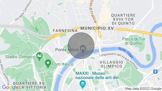 Home 29 - Apartment in the center of Rome Map