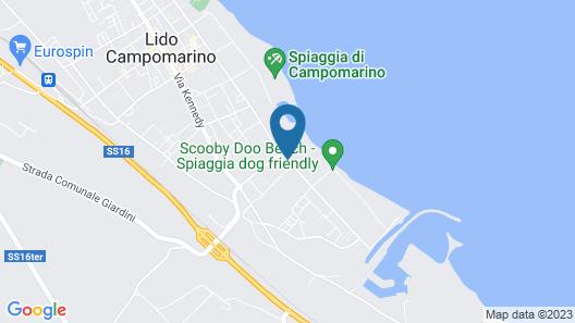 Acquario Map