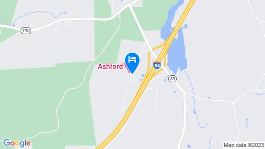 Ashford Motel Map