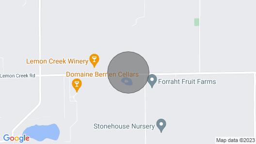 Charming Farmhouse Nestled Along Michigans Wine Trail Map