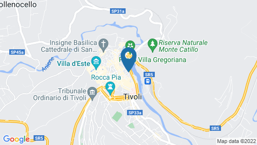 Residenze Gregoriane - Dimora d'Epoca Map