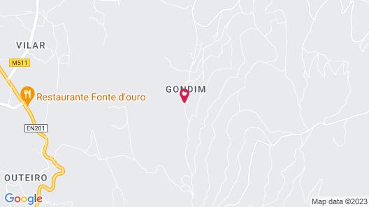 Quinta Gondim Map