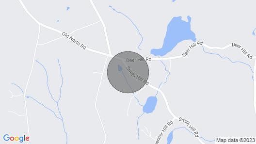 Serene Berkshire Retreat Map