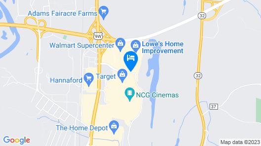 Residence Inn by Marriott Kingston Map