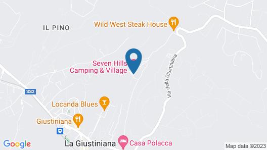 Seven Hills Village Map