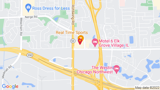 Country Inn & Suites by Radisson, Elk Grove Village/Itasca Map
