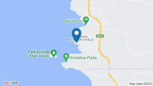 Hotel R Map