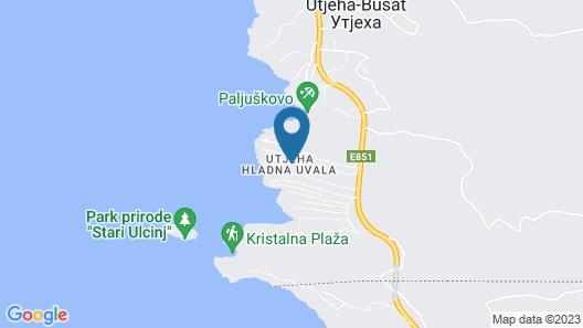 Axenia Hotel Map