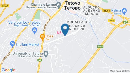 NB Hotel&Spa Map