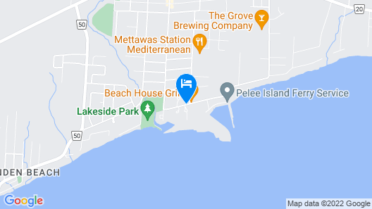 Mettawas End Map
