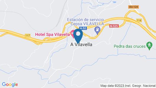Vilavella Hotel & Spa Map