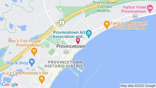 Benchmark Inn Map