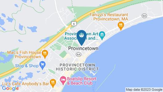 Salt House Inn Map