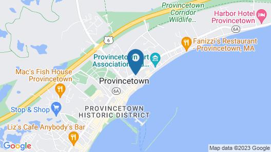 8 Dyer Hotel Map