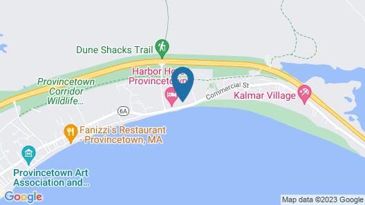 Breakwater Hotel Map