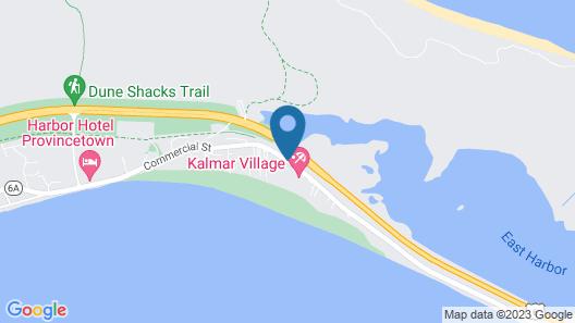 Blue Sea Motor Inn Map