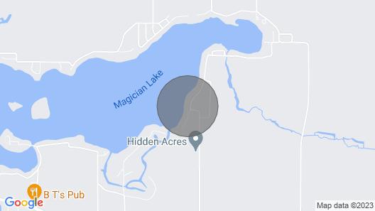 Lake Life At Its Best Map