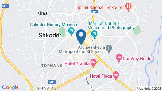 Kaduku Hotel Map
