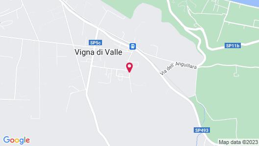 Vigna Di Valle Map
