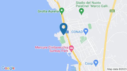 Borgo del Mare Map
