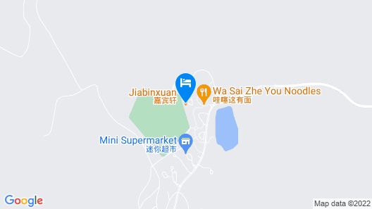 Hyatt Regency Changbaishan Map