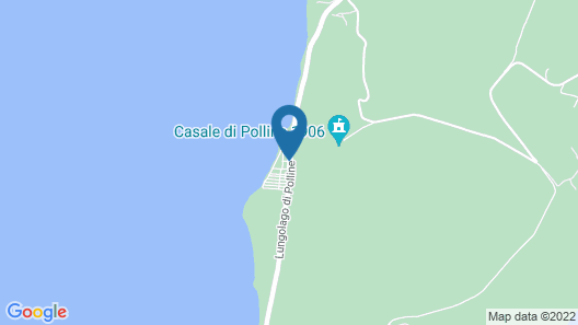 Parco del Lago Glamping & Lodges Map