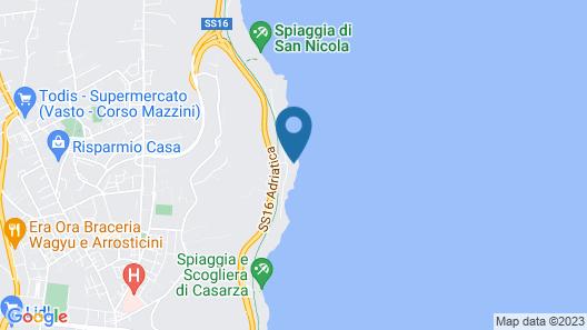 Bagni Vittoria Map