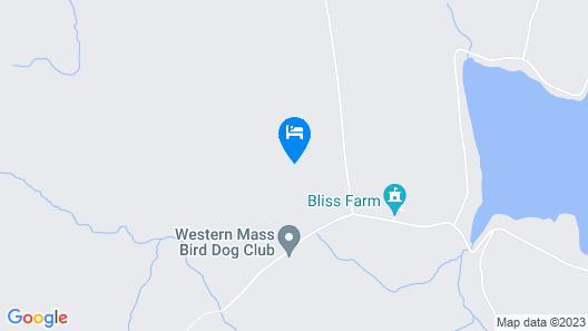 Tentrr - Maple Corner Farm Campsite Map