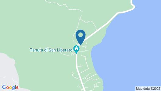 Vibrant Chalet in Bracciano Near Lake Bracciano Map