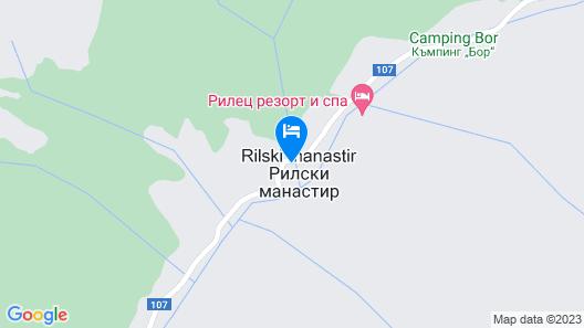 Rilets Resort & Spa Map