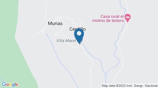 Villa Marel Map