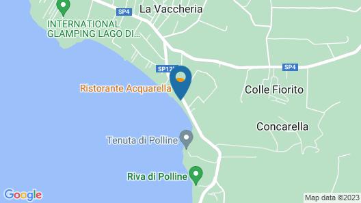 Acquarella Resort Map