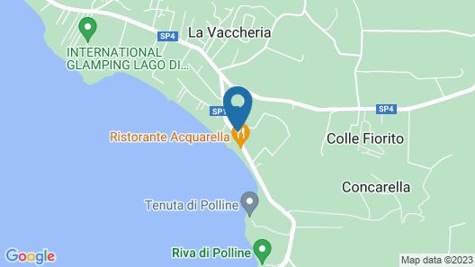 Eco Hotel Il Casale Map