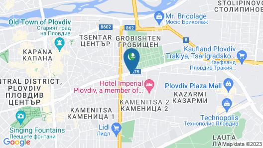 Hotel Mone Map