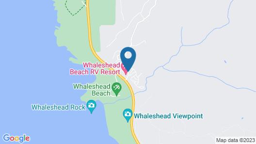 Whaleshead Beach Resort Map