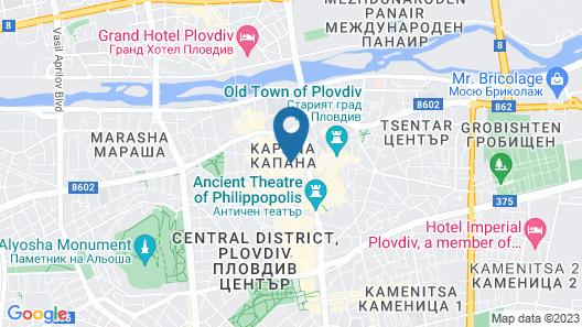Dafi Map