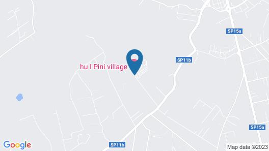 I Pini Family Park Map