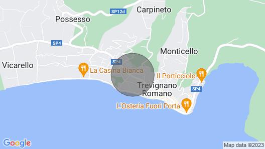 Pepè Apartament .comodità e Tranquillità Della tua Vacanza Map