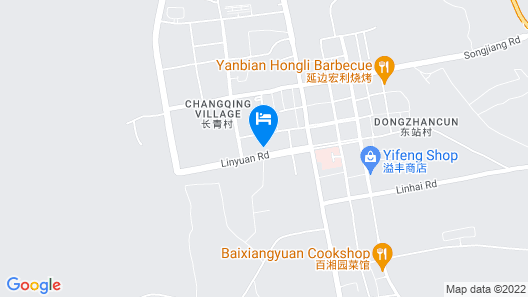Song Lin Hotel Map