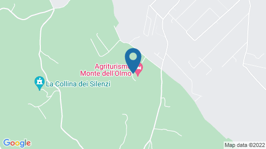 Agriturismo Monte dell'Olmo Map