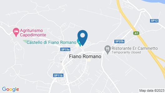 Antica Corte del Castello Map