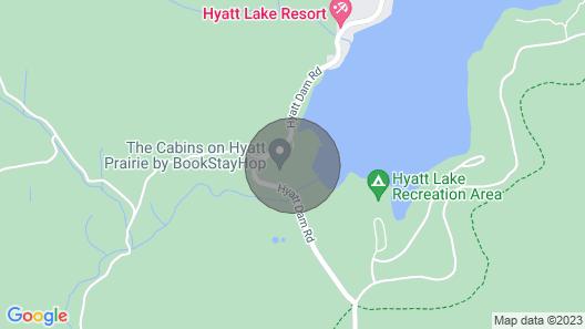 #47 & 48 Hyatt Lake Compound - Sleeps 9 Map