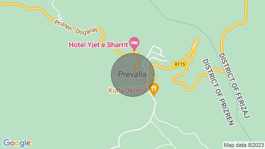 Prevalla Map