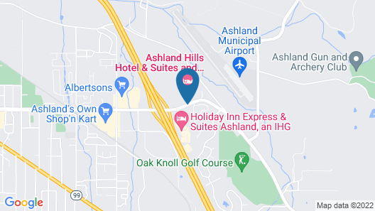 Best Western Windsor Inn Map
